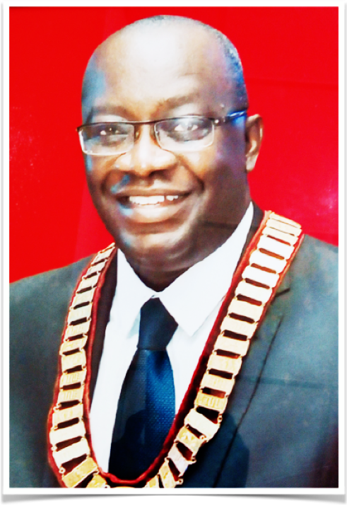 DCOP. Dr. Ebenezer Ewusi-Emmim, 2015 - 2017