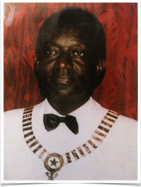 HON. DR. KWAME ADDO-KUFUOR, PRESIDENT 1992 - 1995