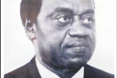 PROF. C. O. EASMON, PRESIDENT 1958 - 1962
