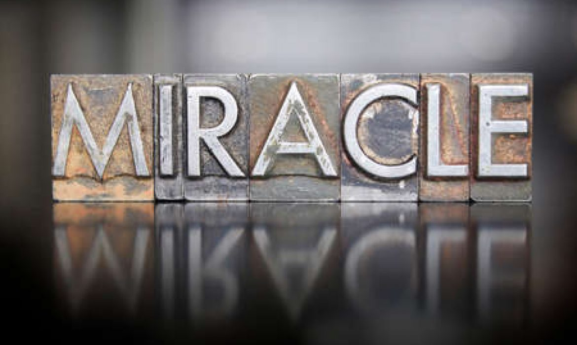 WE MADE A MIRACLE HAPPEN: A mother's unspoken wish